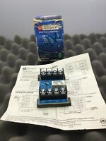 Altronix-RBSN-Relay-module-12-24VDC DPDT contacts  NEW Open Box