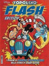 Fumetto - Panini Disney - Topolino Flash Edition - Pastrovicchio - Nuovo !!!