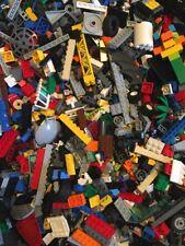 4 Minifigs + 5 Pounds CLEAN RANDOM 💯% LEGOS LOT MIX LBS Bulk Creative STEM