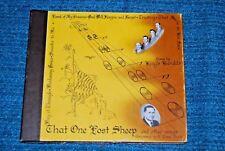KING'S HERALDS 4x78rpm Box 'That One Lost Sheep' SABBATH MUSIC E. Toral Seat