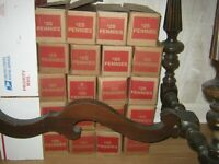 $25 UNSEARCHED BOX OF PENNIES - DIRECT FROMARMORY-DISCOUNT FOR MULTIPLE BOXES