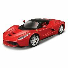 Maisto 1:24 LaFerrari Ferrari Model Car Kit Diecast Collectable Black