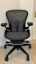 Herman Miller Aeron Chair Remastered GAMING Model - 2021 - Size B - Fully Loaded