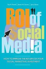 ROI of Social Media: How to Improve the Return on Your Social Marketing