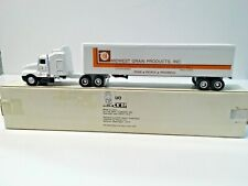 Midwest Grain Products Ertl 1/64th Scale Tractor Trailer