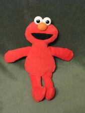 "1997 Jim Henson Sesame Street Elmo Beanie Applause Bean Bag Plush Toy 7 1/2"""