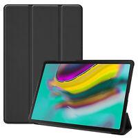 Smart Cover pour Samsung Tab S5e T720/T725 Étui Étui Sac Étui
