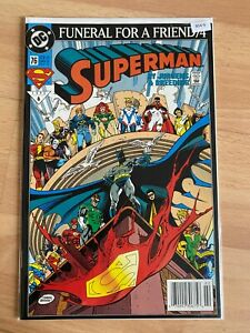 Superman 76 - High Grade Comic Book  - B54-9