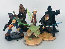 Disney Infinity Star Wars 3.0 Bundle Yoda, Boba, Chewy, Vader, Ashoka Game Pad