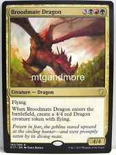 Magic Commander 2017 - 1x Broodmate Dragon - Rare