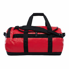 The North Face Reisetasche Duffel M TNF Red TNF Black
