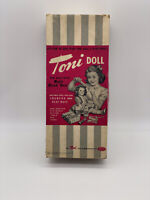 Vintage Ideal Toys Toni Doll Shampoo and Play Wave **BOX ONLY**