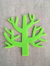 Dessous de plat sous plat Silicone motif Arbre vert