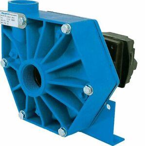 Hypro 9303P-HM1 Hydraulic Driven Centrifugal Pump Polypropylene 9 Bar 416 LPM