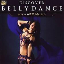 Discover Bellydance - Various Artists (NEW CD)