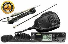 CRYSTAL -  5 WATT 80 CHANNEL UHF + 6DB ANTENNA AND BASE  (TWO WAY,RADIO,2WAY,CB)