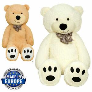 XXL Giant TEDDY BEAR 120/140/160/180cm Large Big Huge Soft Plush Toy TEDBI
