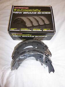 Power Stop B581 Autospecialty Brake Shoe