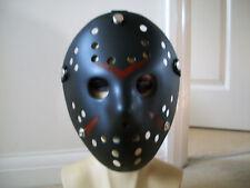 Jason Voorhees Nero Spaventoso Maschera Halloween Maschera Da Hockey Venerdì 13th