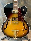 "Superb Short Scale 23.5"" Gibson Midtown Kalamazoo 2013 Vintage Sunburst OHSC 550 for sale"