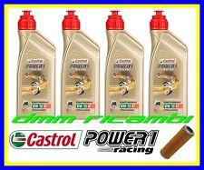 Kit Tagliando KTM 950 03 Adventure / S + Filtro Olio CASTROL RACING 10W50 2003