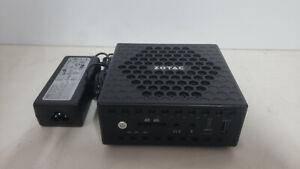 Zotac Zbox Nano CI323 Celeron N3160 2GB Memory 8GB HDD with Power Supply