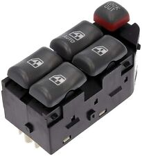 POWER WIINDOW MASTER SWITCH - FRONT LEFT, 5 BUTTON