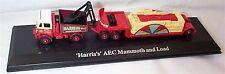 car Circus THE GREATEST SHOW ON EARTH ATLAS - Harris AEC Mammoth w/ Load