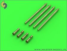 1/35 GM006 MASTER MODEL 4 x Flak 38 BARRELS for GERMAN FLAKVIERLING 38 - PROMOTE