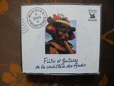 COFFRET 3 CD FLUTES ET GUITARES DE LA CORDILLERE DES ANDES - Reader's Digest