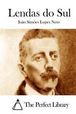 Lendas Do Sul by João Simões Lopes Neto (2015, Paperback)