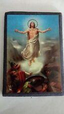 Jesus Christ Resurrection icon - Christian Orthodox icon -Coptic, Greek, Russian