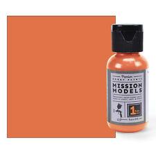 Mission Models Paint, Prime Colour - ORANGE MMP-005 1fl.oz bottle