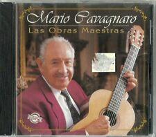 Mario Pavagnaro Las Obras Maestras Latin Music CD New