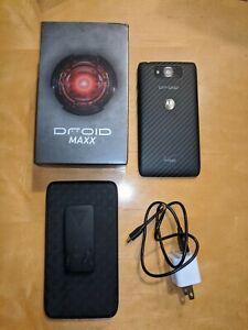 Motorola Droid MAXX - 32GB - Black (Verizon) Smartphone 32gb pre-owned
