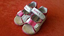 Schuhe Mädchen Sandalen Gr.20 Klettverschluß