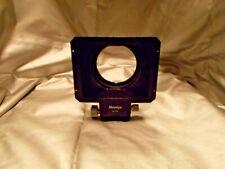 MAMIYA Bellows Lens Hood 70-110-150-210-300  w/67-77 Adapter