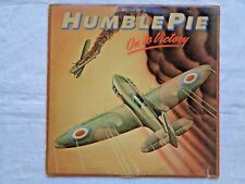 Humble Pie On To Victory 1980 ATCO SD-38-122 Sterling A-1/A-1 Specialty Press NM