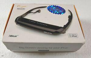 Icuiti iWear Video Eyewear for iPod
