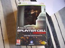 Xbox 360 - Splinter cell - Conviction - Edición Coleccionista - Ed España