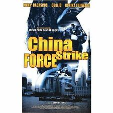 Affiche 120x160cm CHINA STRIKE FORCE (LEI TING ZHAN JING) 2002 Stanley Tong EC
