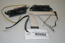 SAMSUNG UN40D5003BF SMALL PARTS REPAIR KIT SPEAKERS; LVDS CABLE; CONTROLS W/ IR