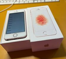 Apple iPhone SE (A1723) 32GB (Unlocked) GSM+CDMA Smartphone - Rose Gold