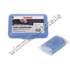 Clay blau Lackpeeling 200g (ReinigungsKnetmasse) SONAX 450205