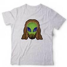 Alien Jesús Camiseta Unisex Y Niños-Antigua Aliens, Ufo, espacio, Divertido