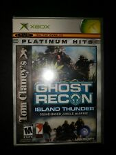 Tom Clancy's Ghost Recon: Island Thunder (Microsoft Xbox, 2003) - European Vers…