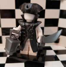 Brickwarriors Pirate Lego Minifigure Accessory Pack Arrrrr! (Black)