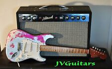 1969  Paisley RELIC Strato JVGuitars own Luthier Built AY 69 Custom Shop pickup