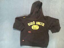 Ecko Unltd. Boy's Blue & Yellow Hoodie.  Size 4T.