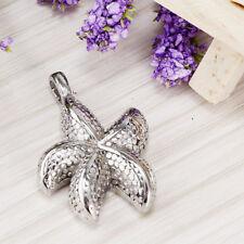 Cremation Jewelry Starfish Charm Pendant Ash Urn Necklace Memorial Keepsake